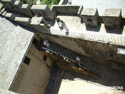 Puebla de Sanabria - Castillo de Sanabria; el yelmo la pedriza; marcas ropa montaña